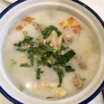Soupe de poulet Lao Viet