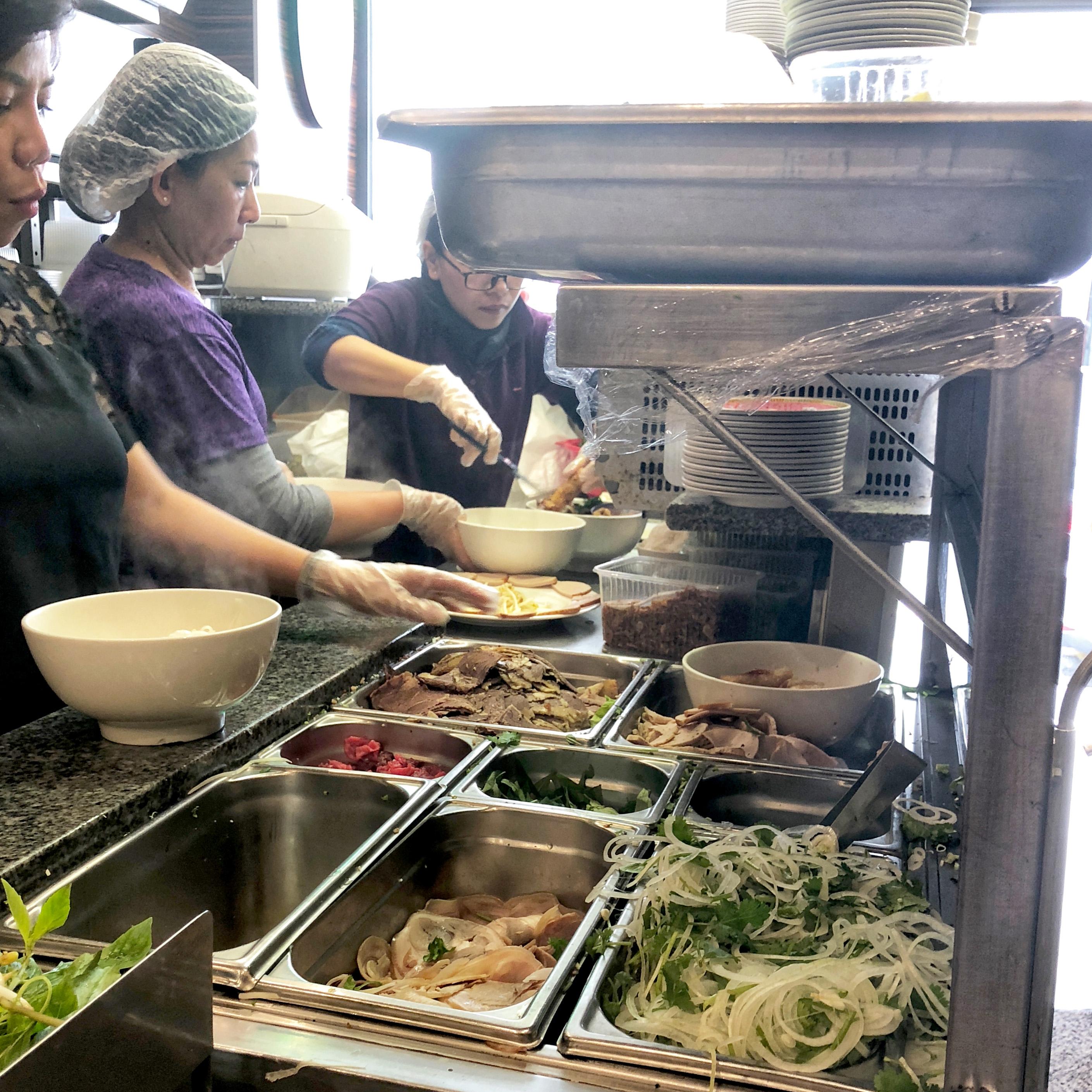 Pho sur Paris, mes meilleurs soupes vietnamiennes