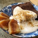 Dessert Brownie Coréen