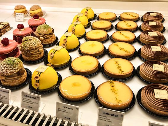 Aoki sadaharu Paris dessert japonais