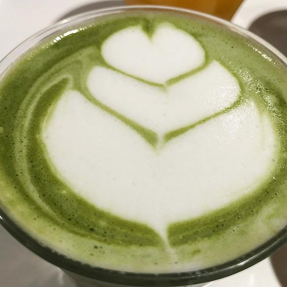 Umami Matcha Café Paris 3e