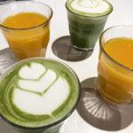 Latte matcha, Umami Paris 3e