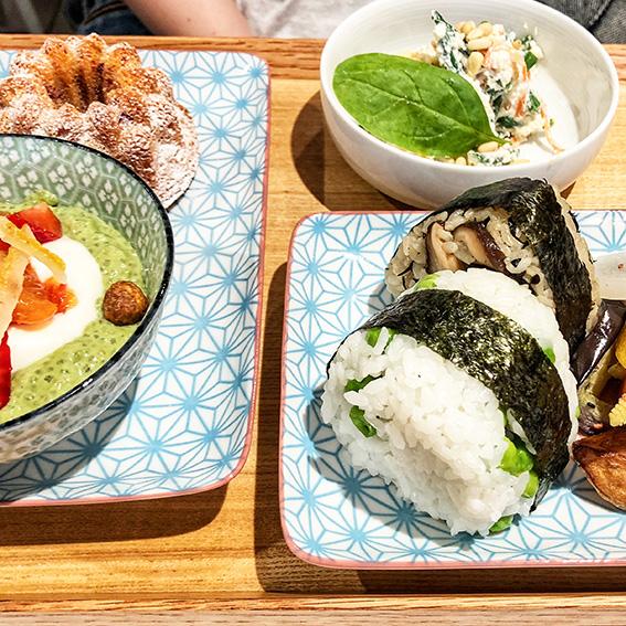 Chia restaurant Umami. Blog restaurant japonais